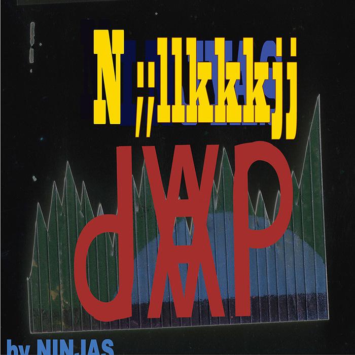 NINJAS『JAP』ジャケット
