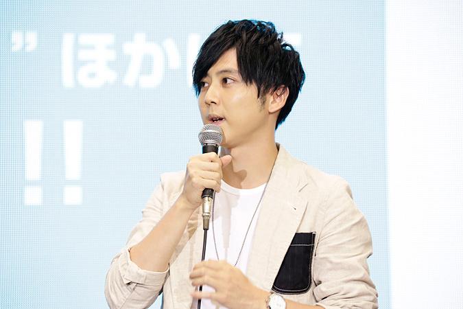 梶裕貴 12月15日に開催された『ノイタミナプロジェクト発表会2017』より