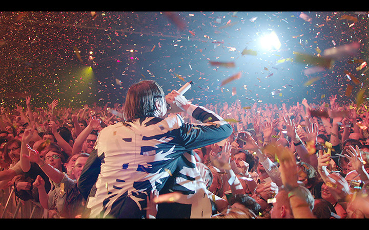 Arcade Fire『Reflektor Tapes』より