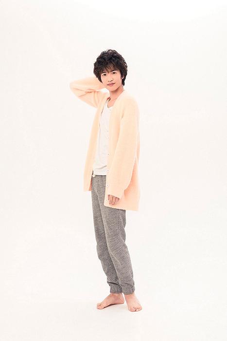 モモ役の志尊淳 ©小川彌生/講談社 ©2016「きみはペット」製作委員会