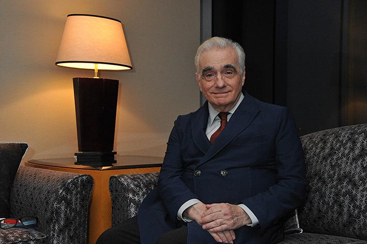 マーティン・スコセッシ