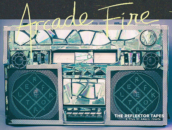 Arcade Fire『Reflektor Tapes』ジャケット