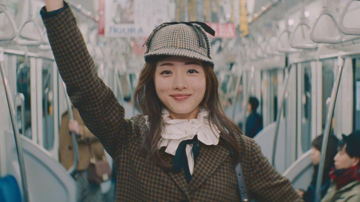 東京メトロCM Find my Tokyo.「中野_エンターテインメントジャングル」篇より