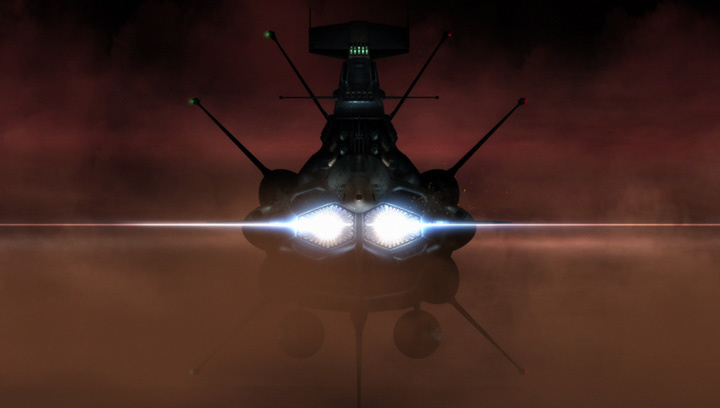 『宇宙戦艦ヤマト2202 愛の戦士たち』 ©西崎義展/宇宙戦艦ヤマト2202製作委員会