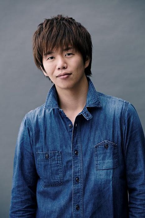 杉原邦生 ©Takashi Horikawa