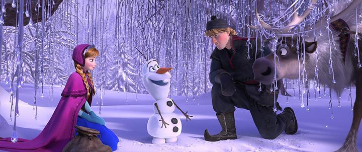 『アナと雪の女王』 ©Disney