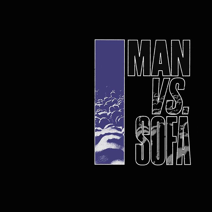SHERWOOD & PINCH『Man Vs. Sofa』ジャケット