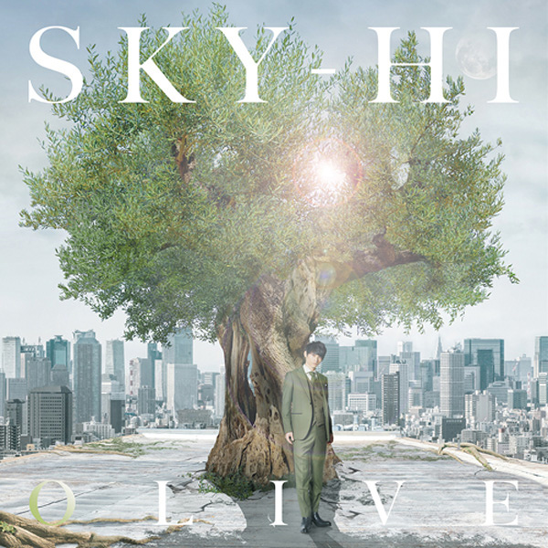 SKY-HI『OLIVE』Music Video盤ジャケット