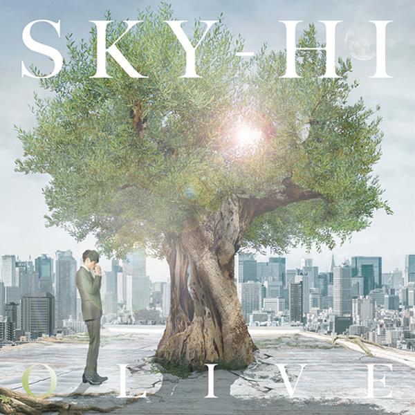 SKY-HI『OLIVE』ジャケット