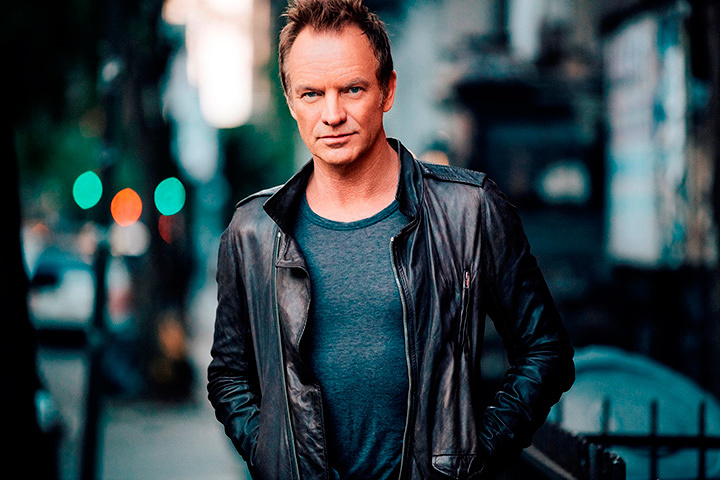 STING photo:Eric Ryan Anderson