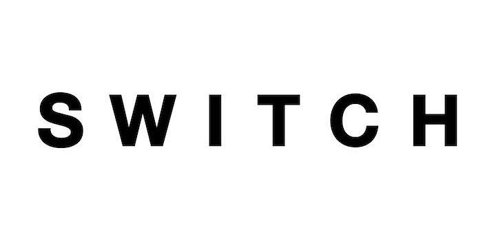 『SWITCH』ロゴ