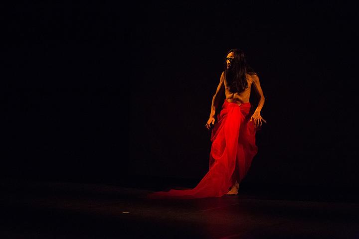 『札幌国際舞踏フェスティバル』ビジュアル