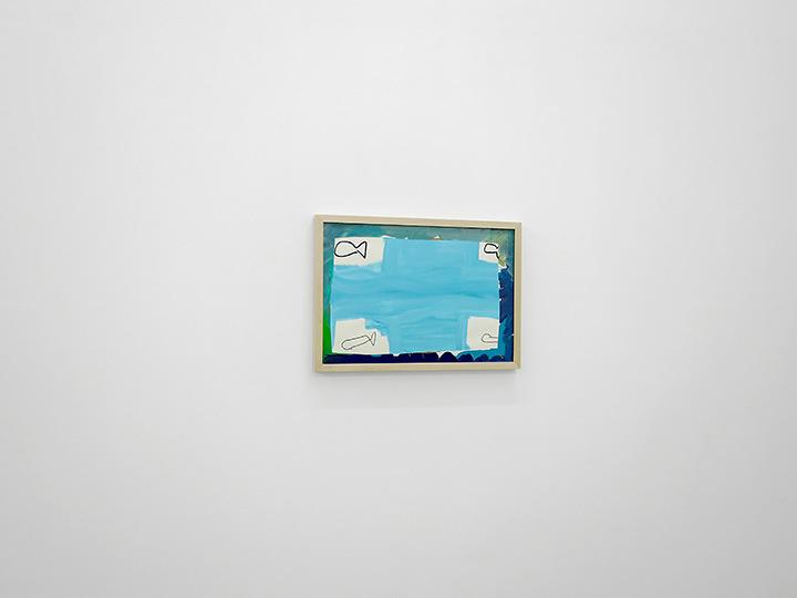 平山昌尚『6037』2016年 TALION GALLERYでの展示風景