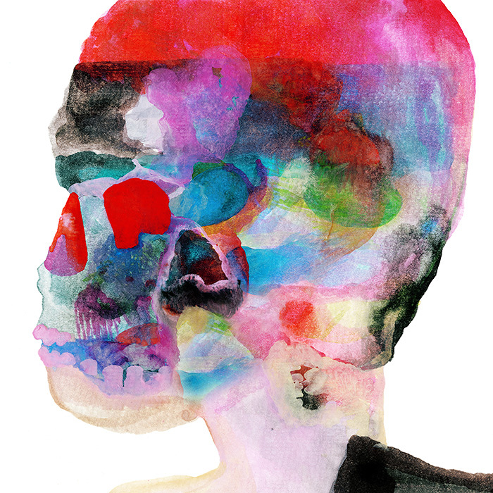 SPOON『Hot Thoughts』ジャケット