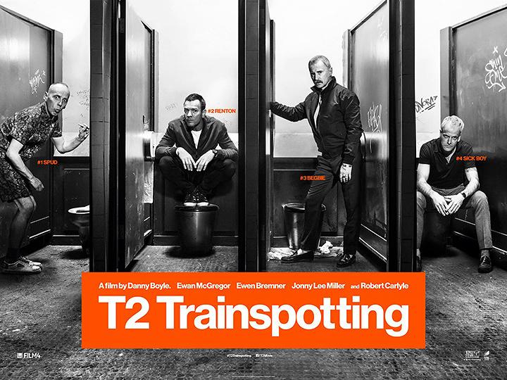 『T2 トレインスポッティング』ビジュアル