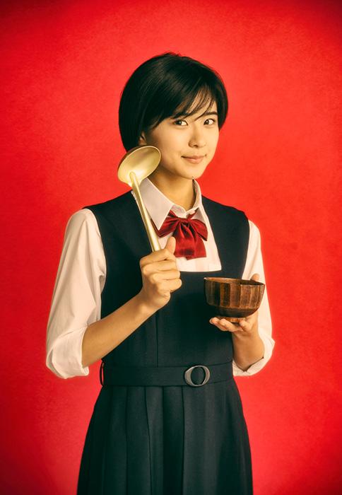 沢渡楓役を演じる黒島結菜