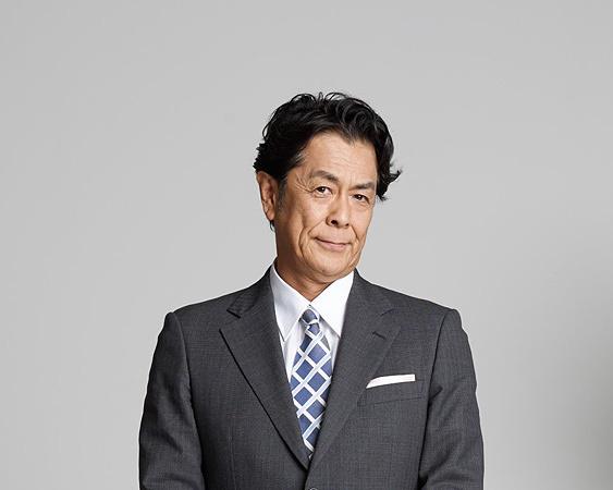 土岐田恒役の長谷川初範