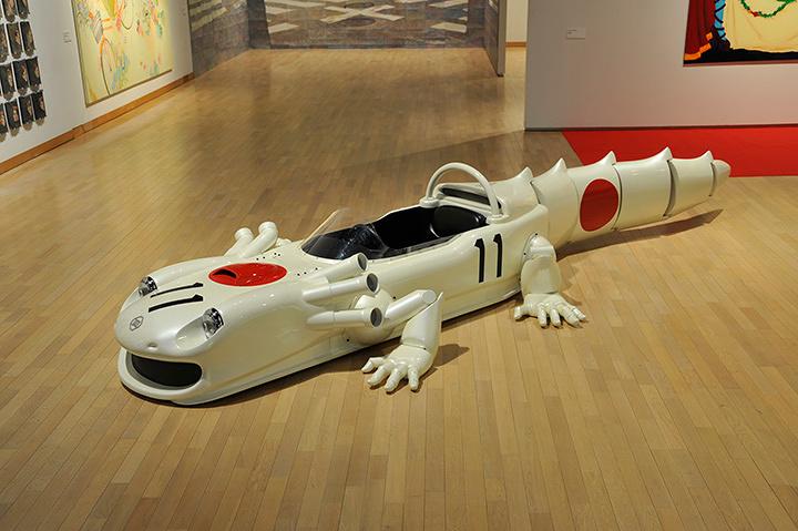 井上裕起『salamander [F1]』