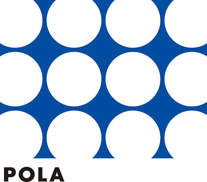 『JAGDA賞2017』受賞作 化粧品会社のCI「POLA」(服部一成)