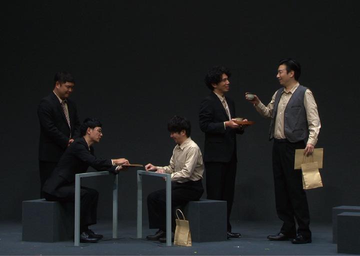 『カジャラ#1「大人たるもの」』公演風景