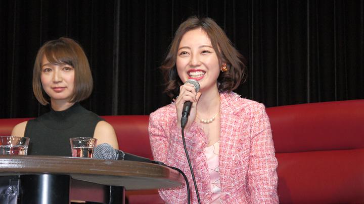 2月9日に行なわれた舞台『野良女』製作発表会見より