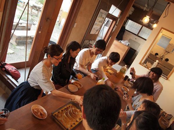2016年10月に開催された『映画のごはんを作って、食べよう! ~ジブリ飯編~』の様子