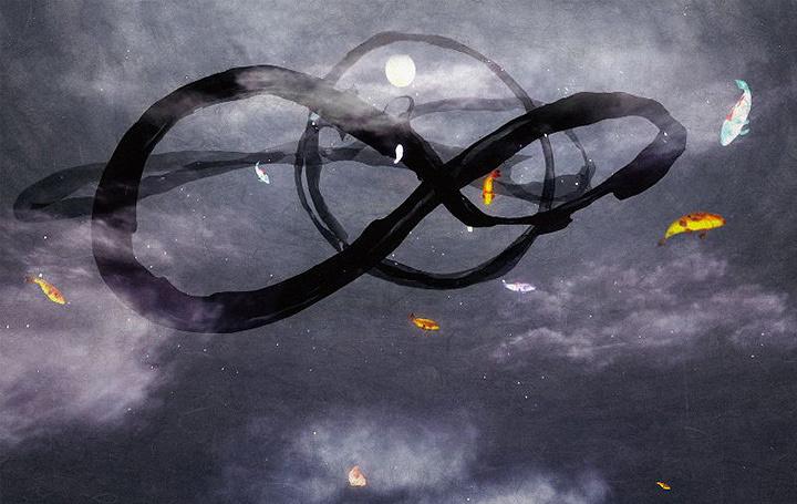 チームラボ『円相、 無限相 - VR』 2016年 Interactive VR Installation, Endless