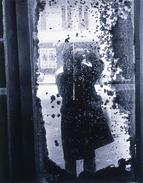 森山大道『パリ』1989年 ©Daido Moriyama