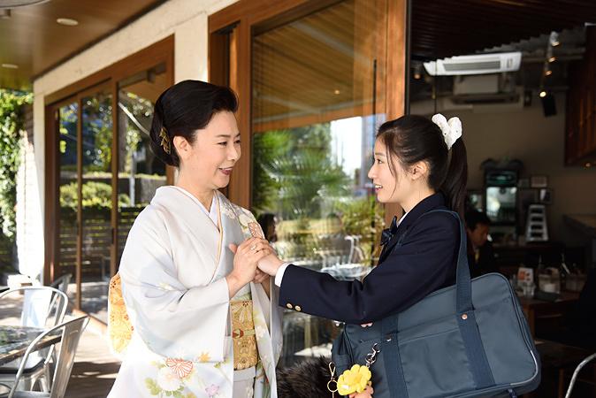 『こんにちは、女優の相楽樹です。』 ©テレビ東京