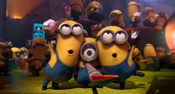『怪盗グルーのミニオン危機一発』 ©2013 Universal Studios. All Rights Reserved.
