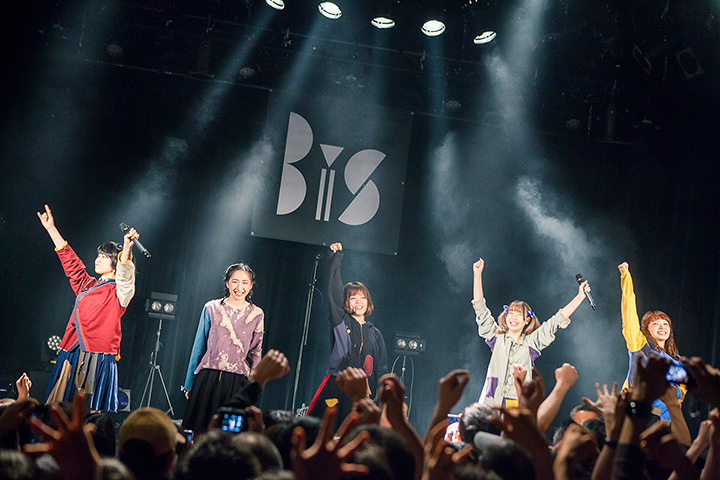 『Re:STUPiD TOUR FiNAL』公演風景