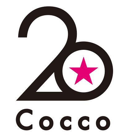 Cocco20周年ロゴ