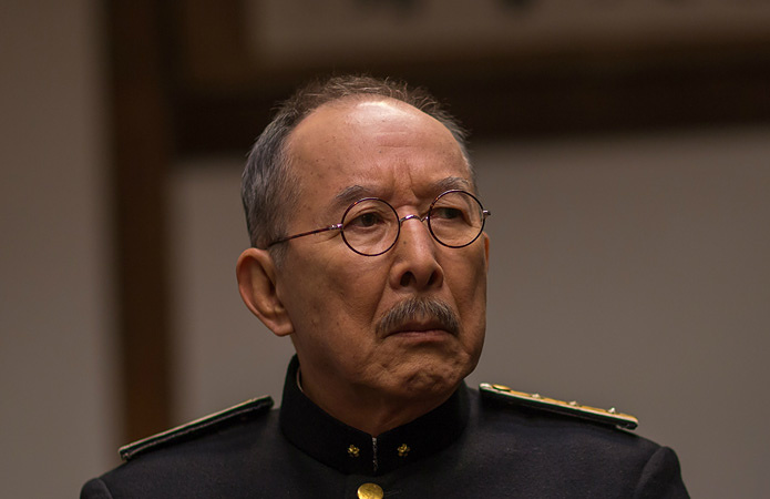 網走刑務所長・貫井千吉役の橋爪功  ©テレビ東京