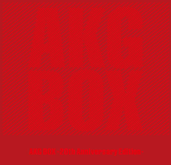 ASIAN KUNG-FU GENERATION『AKG BOX -20th Anniversary Edition-』ジャケット