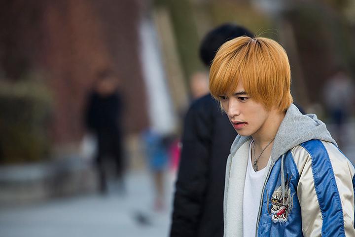 『ガキ☆ロック~浅草六区人情物語~』 ©CLUSTAR inc.