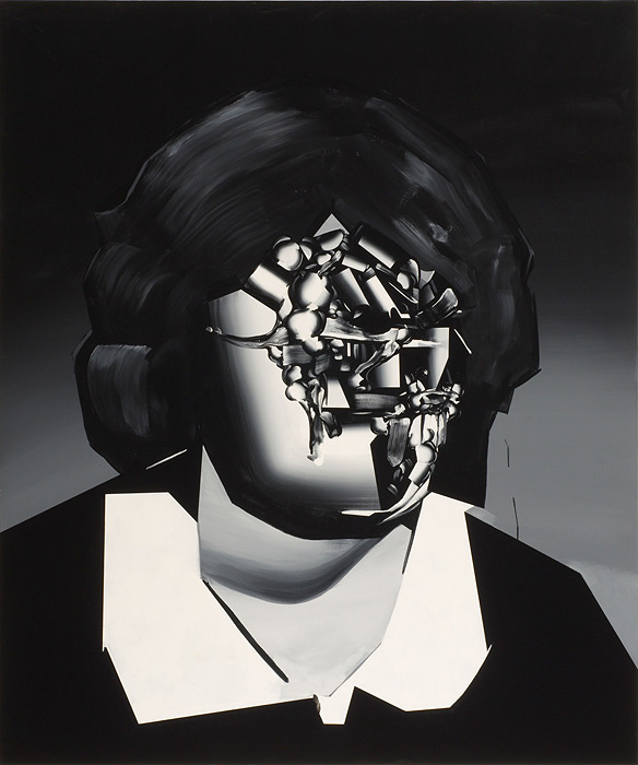五木田智央『雑多な情動』2008年 ©Tomoo Gokita