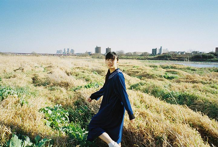 カネコアヤノ 撮影:木村和平