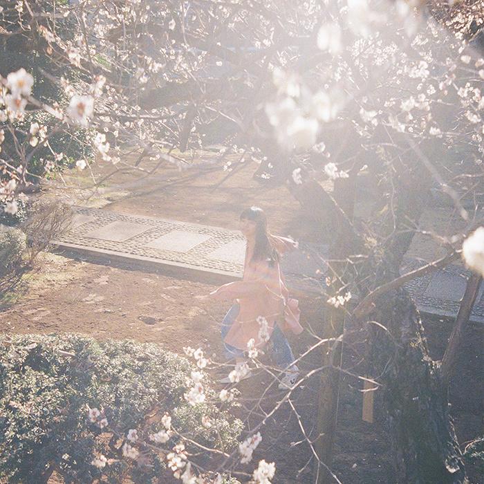 カネコアヤノ『ひかれあい』ジャケット 撮影:木村和平