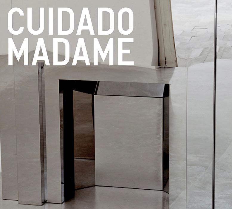 アート・リンゼイ『Cuidado Madame』ジャケット