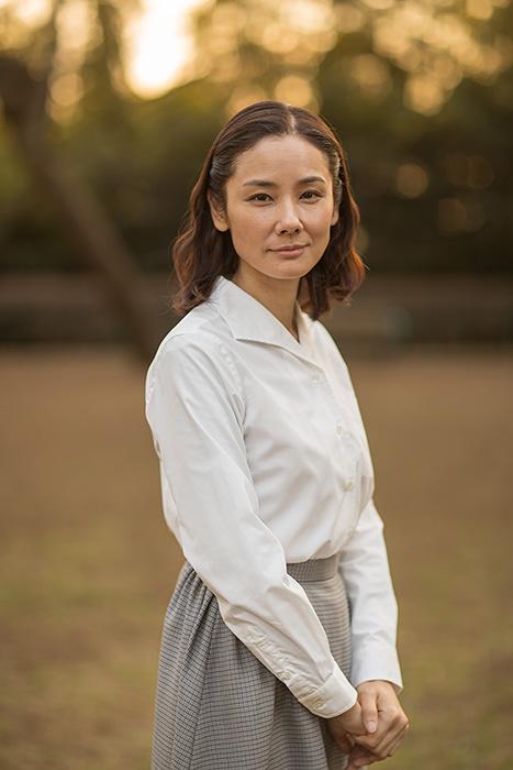 浦田美代子役の吉田羊 ©テレビ東京