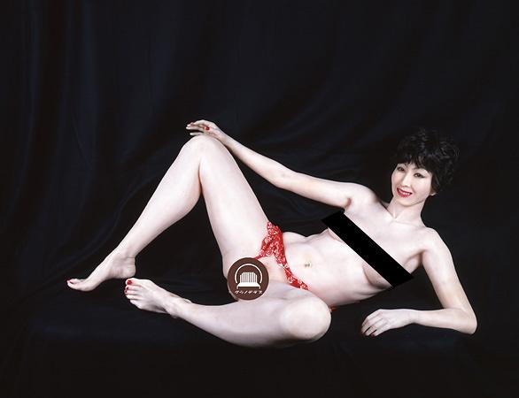 性器蝋人形 ©都築響一