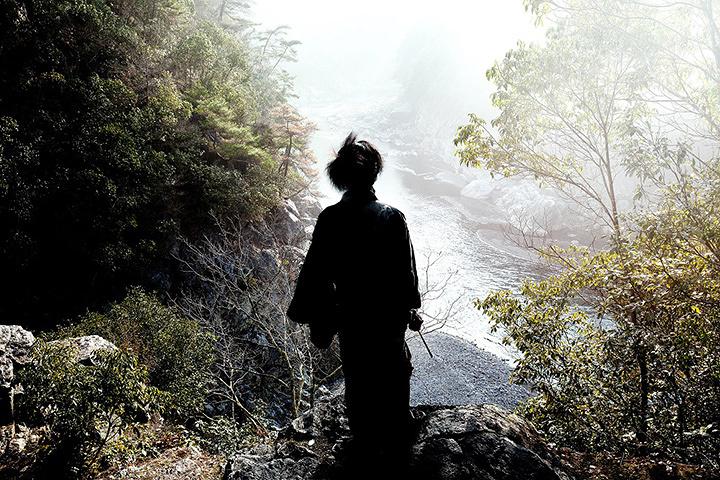 『無限の住人』イメージビジュアル ©沙村広明/講談社 ©2017 映画「無限の住人」製作委員会