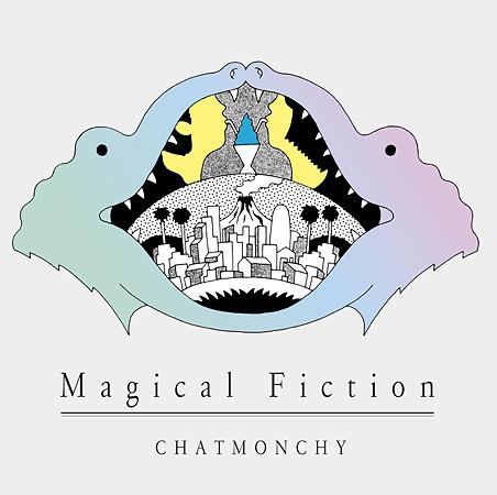 チャットモンチー『Magical Fiction』ジャケット