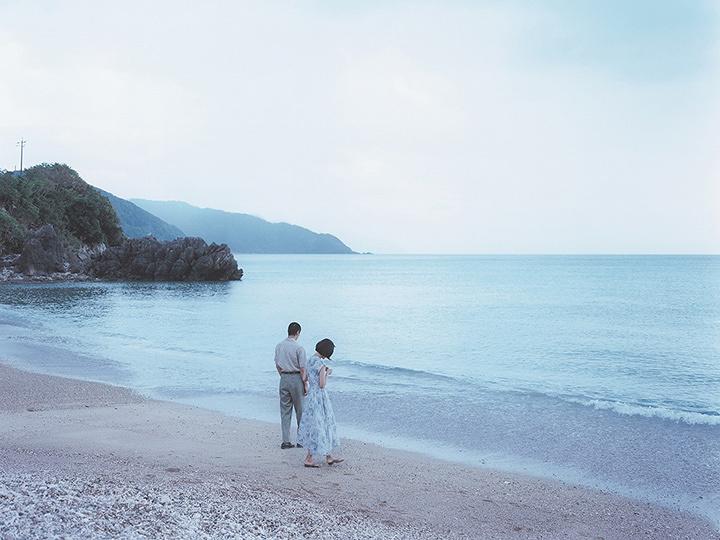 『海辺の生と死』 ©2017島尾ミホ/島尾敏雄/株式会社ユマニテ