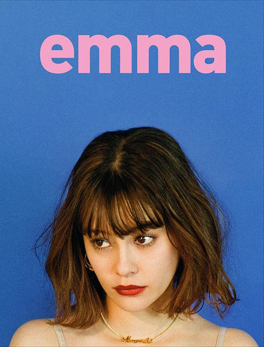 ビジュアルスタイルブック『emma』表紙