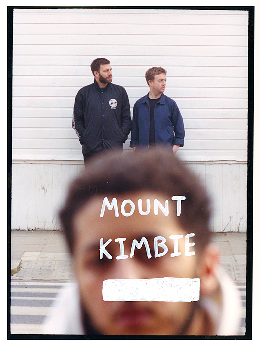 Mount Kimbie Credit:Frank Lebon