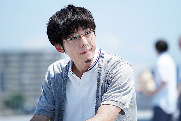 林田高志役の高橋一生 ©2017 映画「3月のライオン」製作委員会