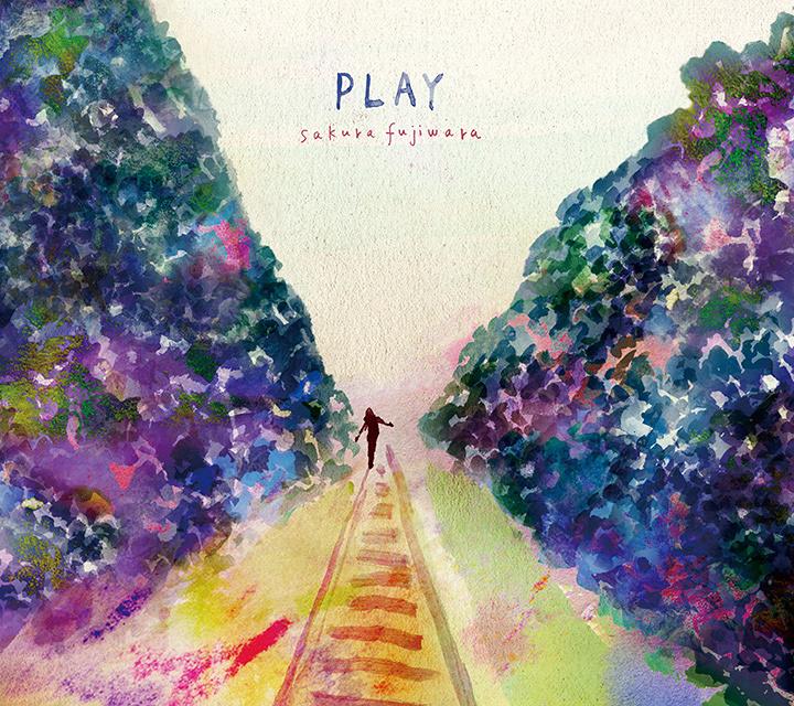 藤原さくら『PLAY』初回限定盤ジャケット
