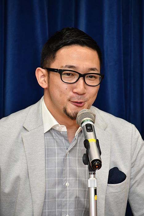 矢島弘一 ©東京ニュース通信社
