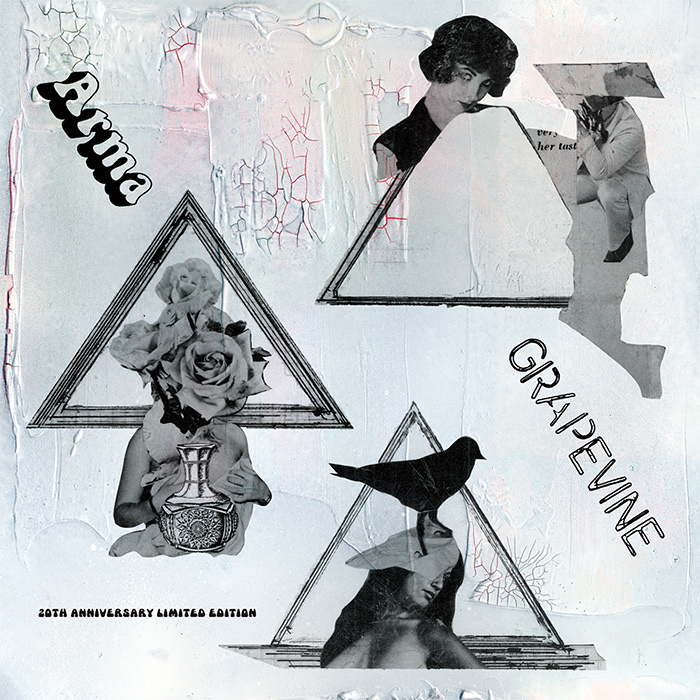 GRAPEVINE『Arma』20th Anniversary Limited Editionジャケット